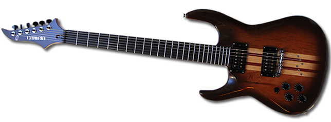 El mejor luthier de colombia guitarras camelo for Guitarras de luthier